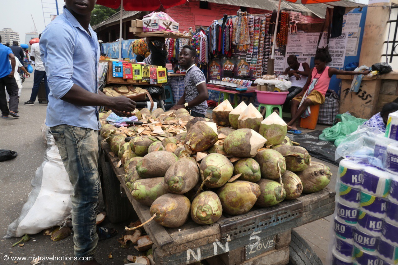 West Africa: Beginning in Accra, the Republic of Ghana - My