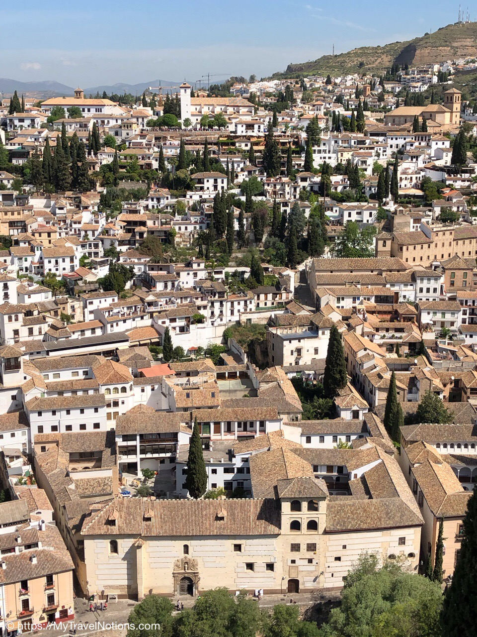 Spain, from Andalusia through Castile La Mancha to Madrid - My